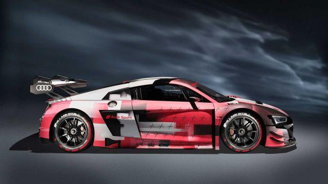 Новото състезателно Audi пристига с климатик и цена от близо половин милион евро