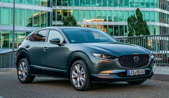 Mazda 6 и CX-30 вече няма да се продават в Америка
