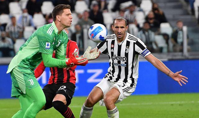 Ювентус продължава без победа в Серия А, Милан не се даде на бианконерите