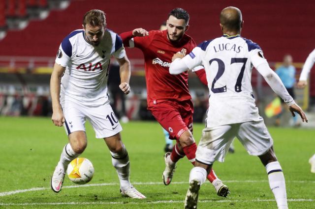 Тотнъм се провали в първото си гостуване в Лига Европа