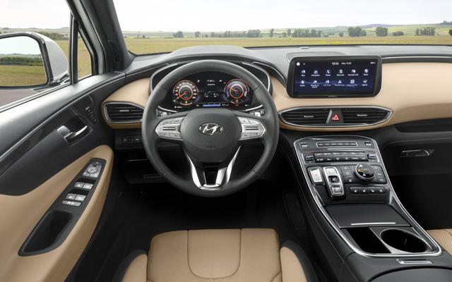 20 години по-късно: Новото Santa Fe на Hyundai