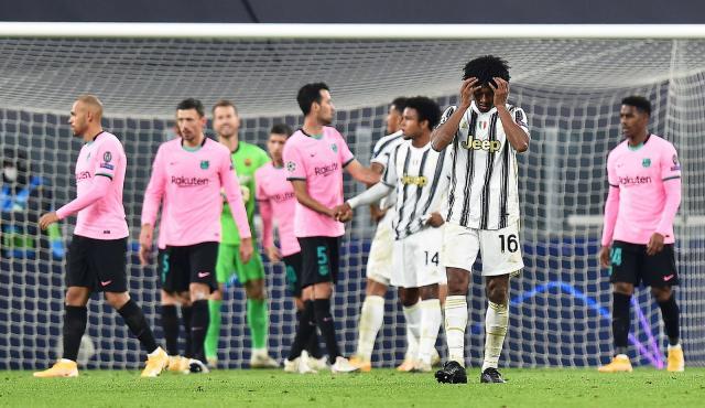 Барса надви Ювентус в Шампионската лига (ВИДЕО)