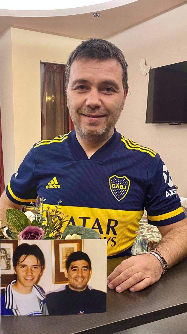 Цанко Стоичков за ФАКТИ: С Марадона завинаги оставаме братя, татуирам си го на ръката