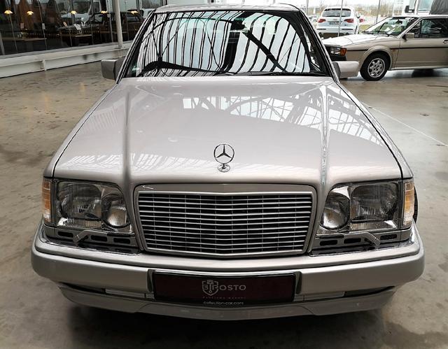 Продава се една от най-редките W124-ки