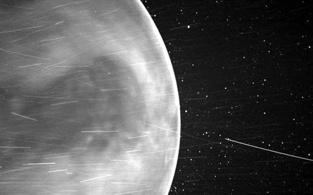Слънчевата сонда Parker показа зашеметяваща гледка към Венера