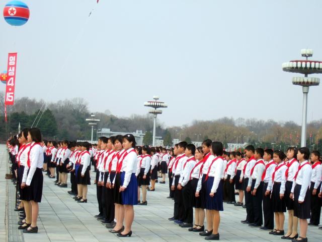 30 страховити закона от Северна Корея