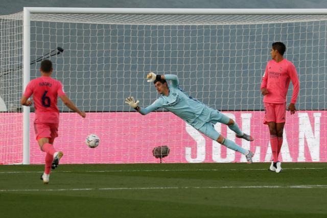 Реал Мадрид на колене пред новак