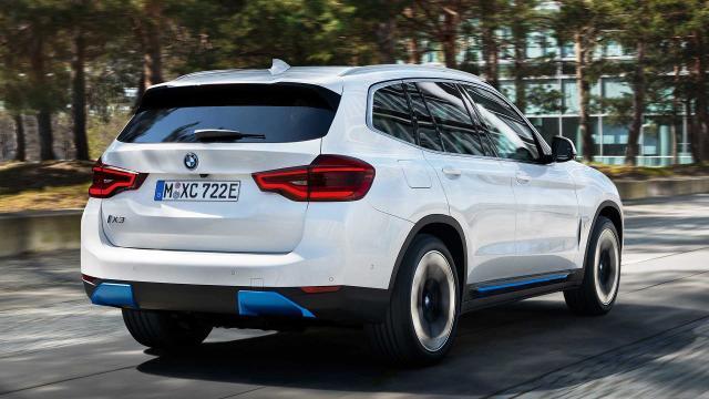 Появиха се съмнения около реалния пробег на iX3, след като BMW публикува тази снимка