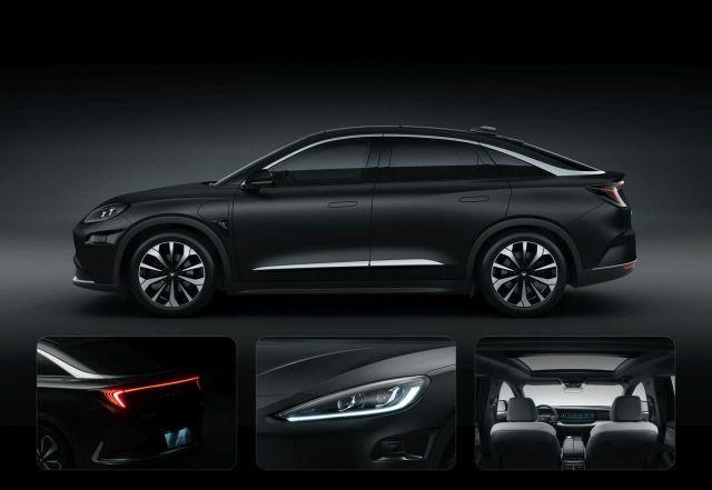 Huawei представи първия си автомобил