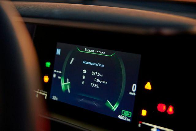 Hyundai постави рекорд за най-много изминати километри на водород