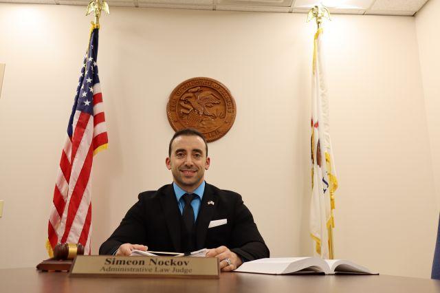 Как се става първият българин съдия в САЩ - Симеон Ноцков, който сбъдва американската мечта пред ФАКТИ