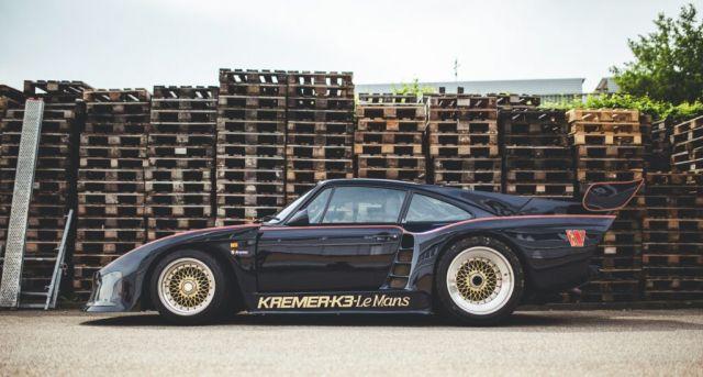 Знаете ли как изглежда най-невероятната и първа суперкола на Porsche