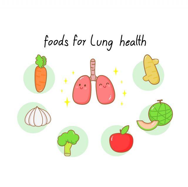 5 храни за подсилване на белите дробове