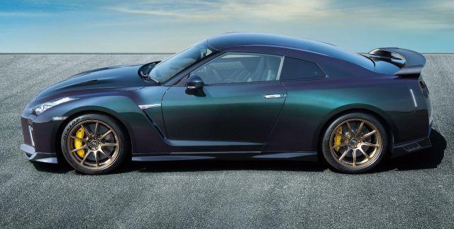 Nissan представи новия GT-R