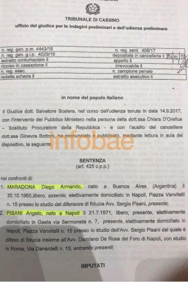 Истински шок за всички претенденти за наследството на Марадона