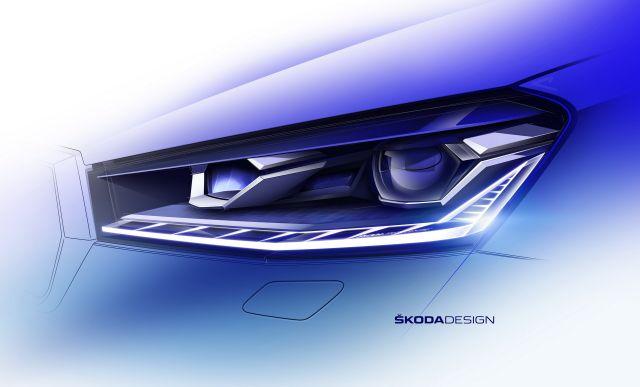 Ето как ще изглежда новата Skoda Fabia