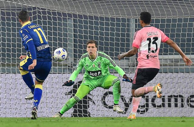 Ювентус с нова грешна стъпка в Серия А