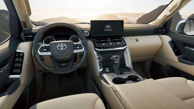 Официално: Ето я новата Toyota Land Cruiser