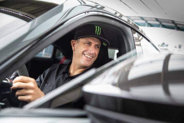 Кен Блок ще помага наAudiза електрическите автомобили (ВИДЕО)