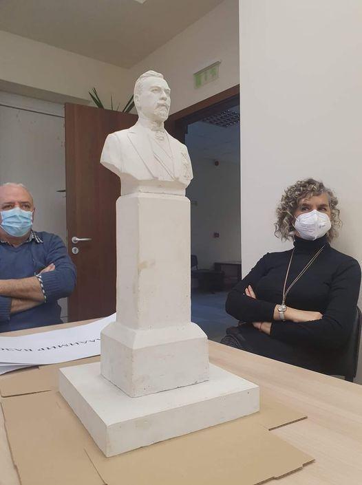 Похвално! Поставят бюст-паметник на генерал Владимир Вазов в Борисовата градина