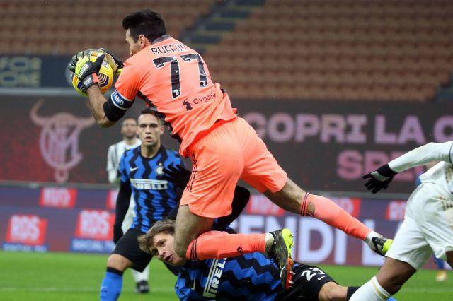 Роналдо поведе Ювентус към финала за Купата на Италия след победа над Интер (ВИДЕО)