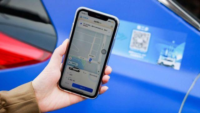 Първите таксита без шофьор вече се движат в Пекин