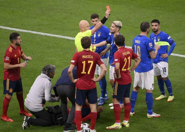 Испания победи 10 от Италия и е на финал в Лигата на нациите