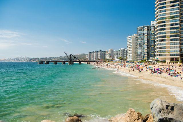 Защо в Чили няма морски курорти въпреки излаза към океана?