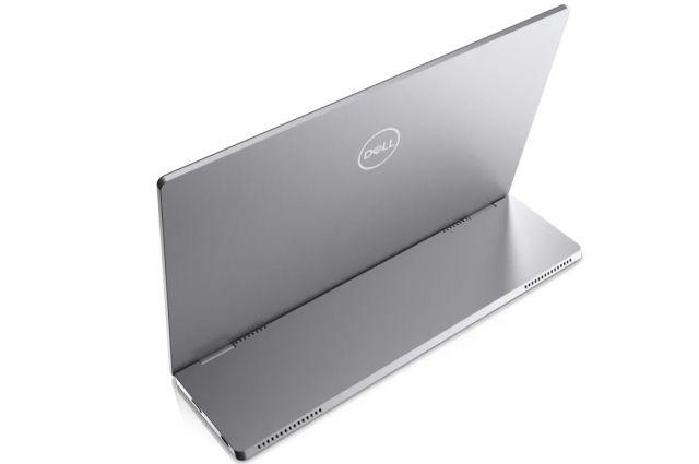 Dell представи първия си преносим монитор