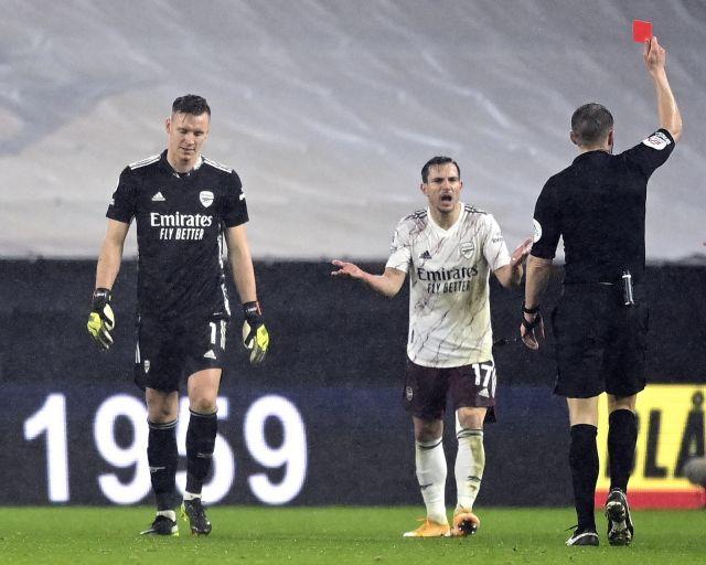 Арсенал записа девето поражение от началото на сезона (ВИДЕО)
