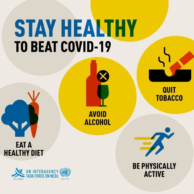 СЗО: Спрете цигарите и алкохола в битката срещу COVID-19
