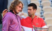 Циципас: Джокович показа, че е голям играч и шампион