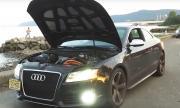Audi с мотор от Tesla (ВИДЕО)