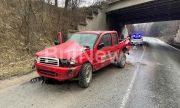 Мъртвопиян с джип скочи от мост между Мездра и Враца