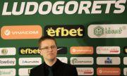 Неприятно за Лудогорец: Отборът замина за Дания без треньора си