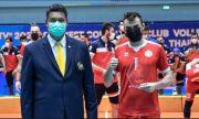 Наш волейболист беше признат за най-добрия разпределител на Азия