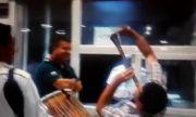Задържан митничар свалил цигански оркестър от бус, за да свири на колегите му (ВИДЕО)
