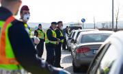 Словенската полиция залови нелегални мигранти в български бус