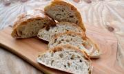 Рецепта на деня: Домашен хляб с хрупкава коричка
