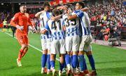 Реал Сосиедад влезе в топ 3 в Ла Лига