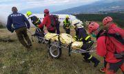 МВР тренира спасяване на пътници от самолет Airbus А320 (ВИДЕО)