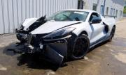 Искат за разбит Corvette с $48 хил. повече, отколкото струва нов