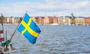 Рецесията в Швеция е по-лека, отколкото в ЕС