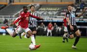 Ман Юнайтед удари Нюкасъл с три гола след 86-ата минута (ВИДЕО)