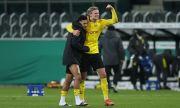 Борусия Дортмунд е на полуфинал за Купата на Германия