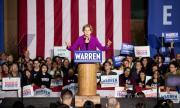 Елизабет Уорън се оттегля от надпреварата за президент