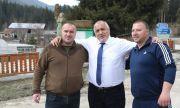 Борисов закри кампанията на ГЕРБ с обиколка във Велинградско
