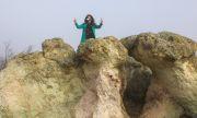 Херо Мустафа посети природния феномен Каменните гъби