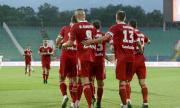 ЦСКА 1948 с първа победа в българския футболен елит