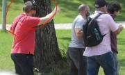 Биячите на протеста били цивилни полицаи (ВИДЕО)